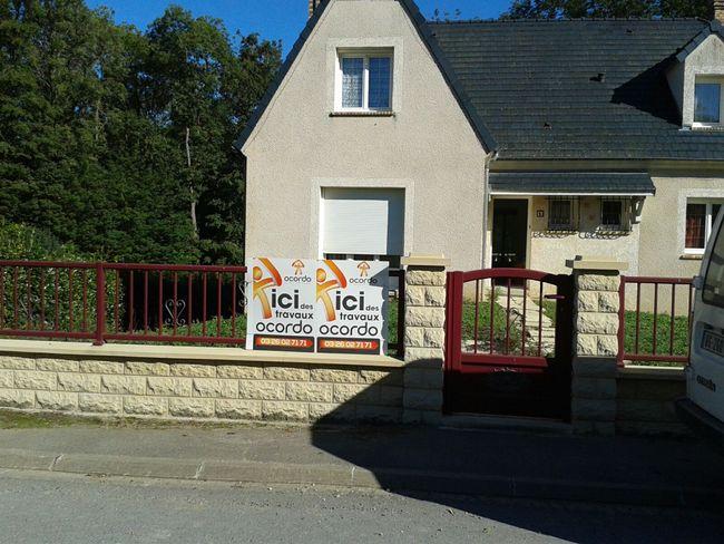 Rénovation maison a villers-sur-chatillon