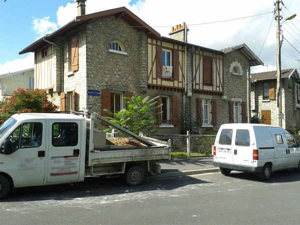 chantier de renovation a reims