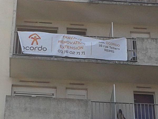 Travaux de renovation d'appartement a reims