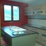 Rénovation d'une cuisine à Boursault près de Reims