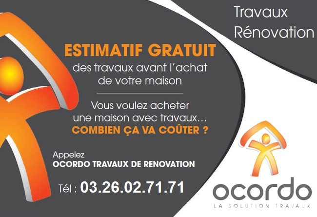 estimation travaux Reims gratuit