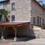 Travaux de rénovation à Gueux près de Reims