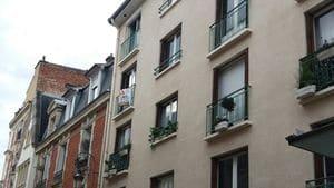 Travaux de rénovation intérieure dans un appartement de Reims