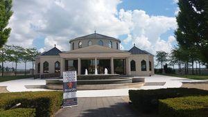 Travaux de renforts de dalles pour le funérarium de Chalons-en-Champagne