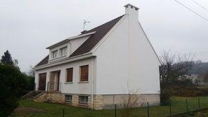 Travaux de rénovation dans une maison à Laon