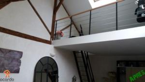 création mezzanine a reims