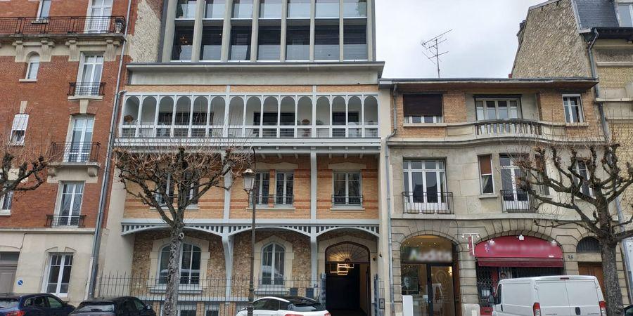 Aménagement intérieur d'un studio de 30M² à Reims