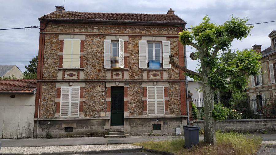 Rénovation intérieure d'une maison à Chalons en Champagne