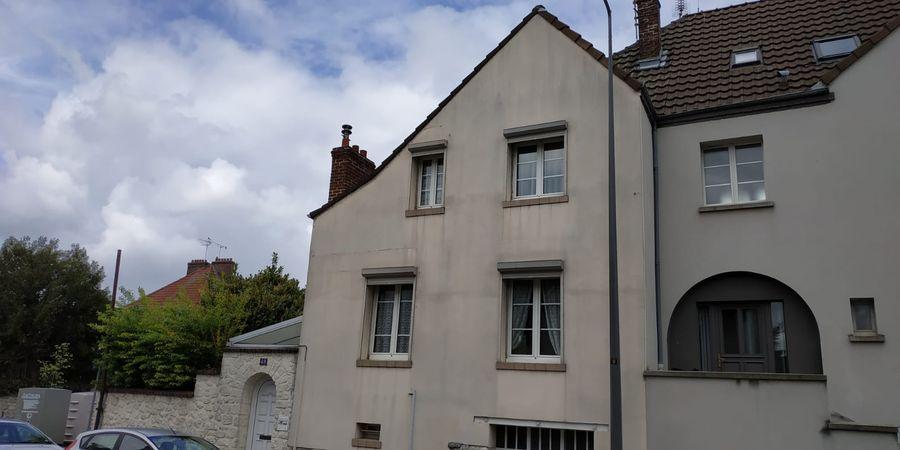 Travaux de rénovation intérieure dans une maison à Reims