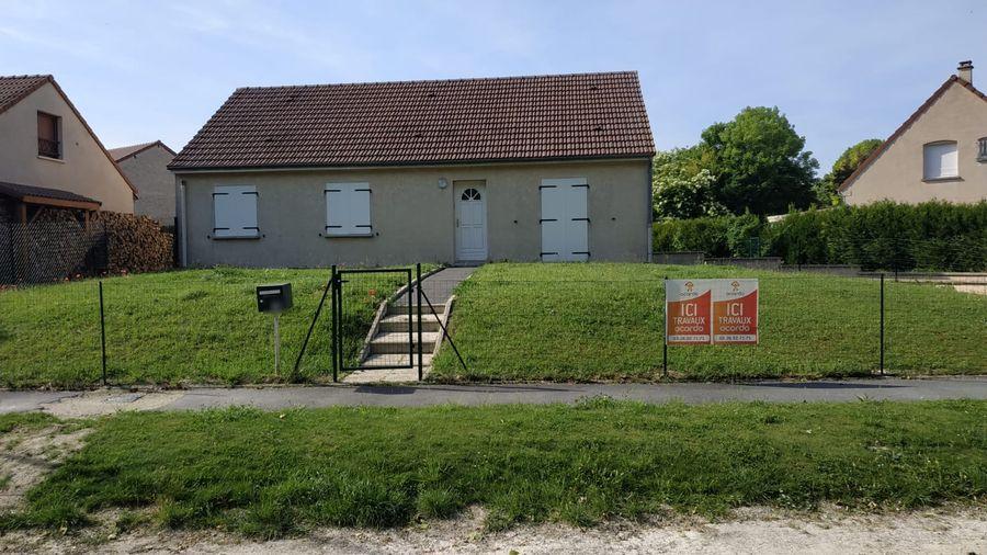 Rénovation intérieure d'une maison à Bezannes