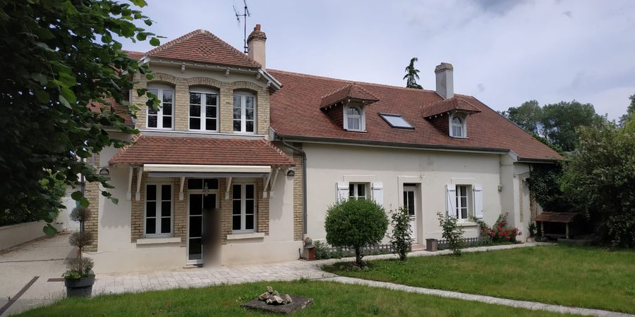 Rénovation intérieure d'une maison à Champigny