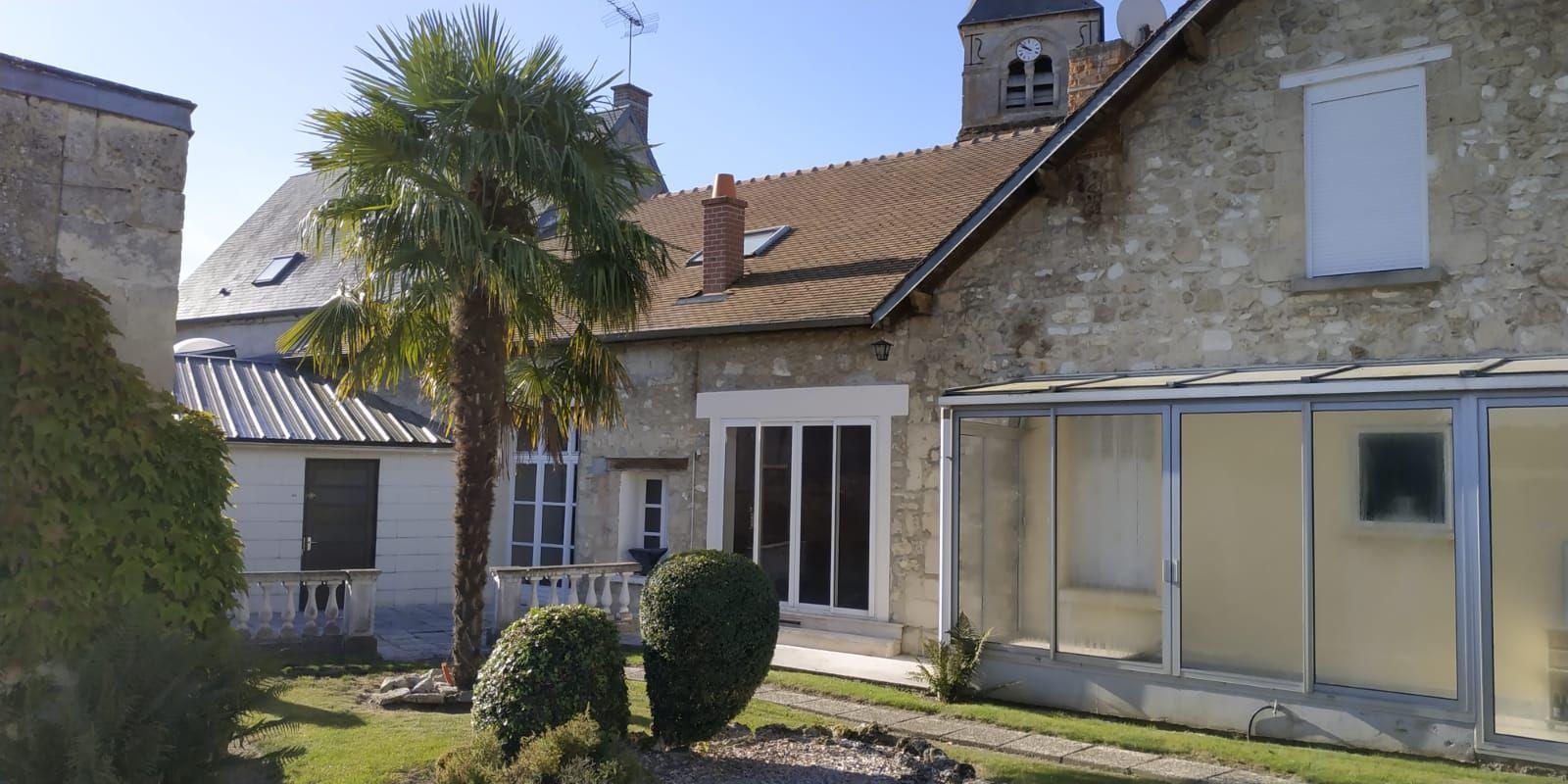 Rénovation intérieure d'une maison à Reims
