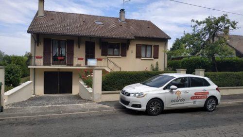 Rénovation d'une maison à Chalons-en-Champagne