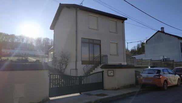 Rénovation compléte d'une maison à Chigny Les Roses