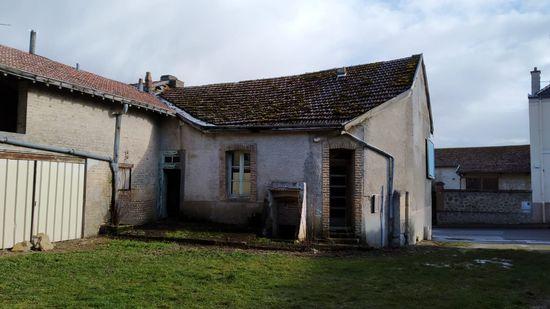 Rénovation interieure et extérieure d'une maison à Reims