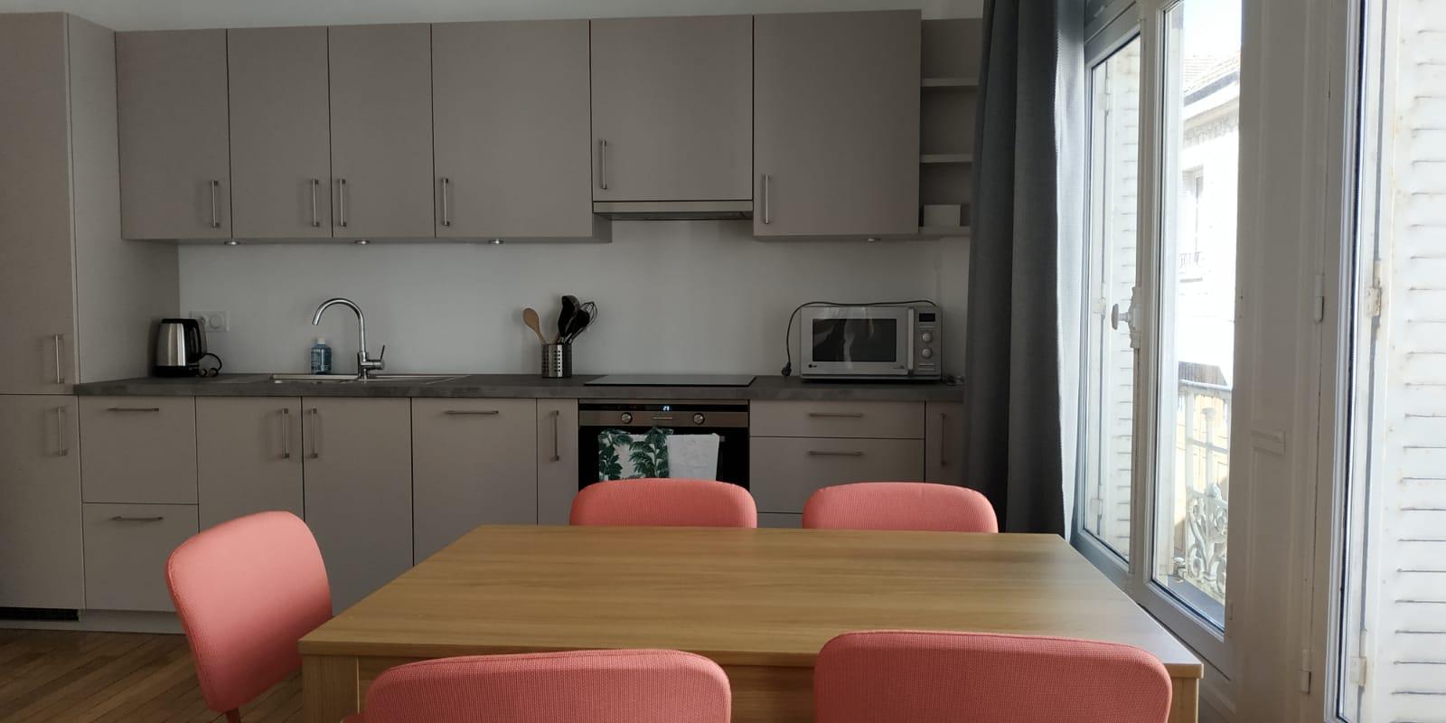 Travaux de rénovation d'un appartement à Reims