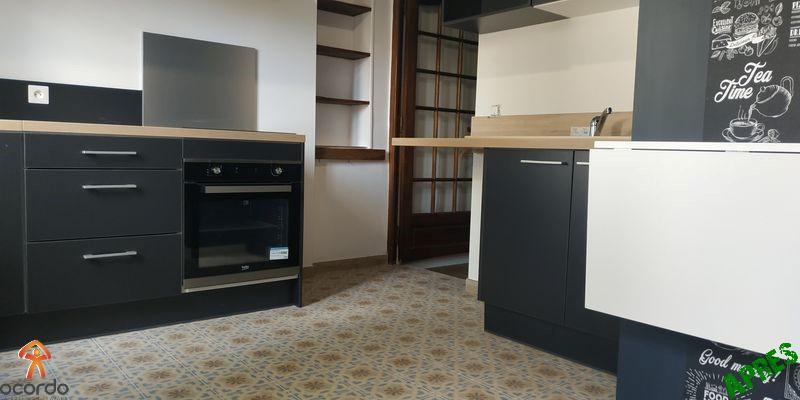 Rénovation cuisine à Reims