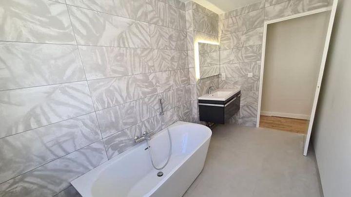 Rénovation complète d'une salle de bains à Reims