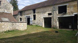 Rénovation complète d'une grange à Loupeigne dans l'Aisne