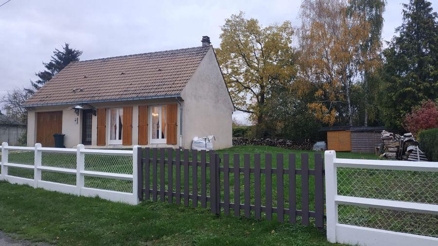 Projet de création d'une extension de maison sur la commune de Savigny-sur Ardres