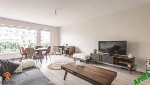 rénovation appartement salon